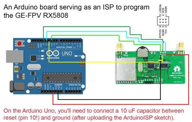 arduino_ge_fpv_isp_firmware_update